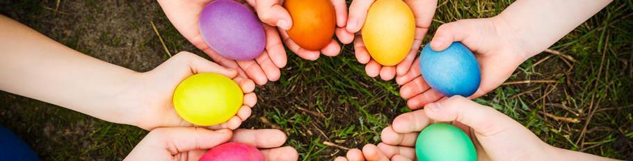 Easter Egg Eggstravaganza
