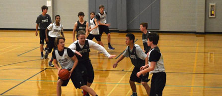 Basketball-Recreation