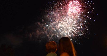 Fireworks Special Event