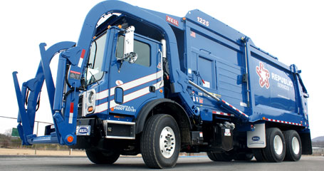 Trash & Recycling Services