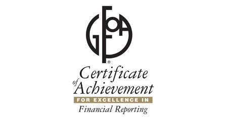 Finance-Award-Financial-Reporting
