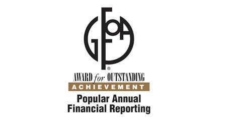 Finance-Award-PAFR