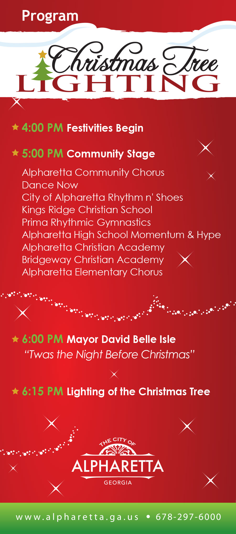 40th-annual-christmas-tree-lighting-program-2 & Christmas Tree Lighting azcodes.com