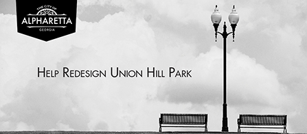 Union Hill Park Survey Title - Small