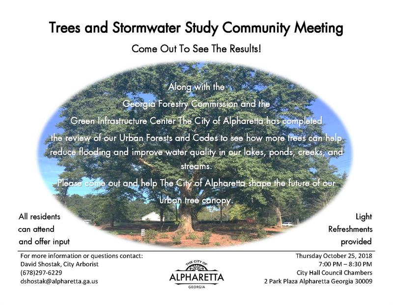 Trees&stormwater-flyer
