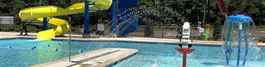 Wills Park Pool