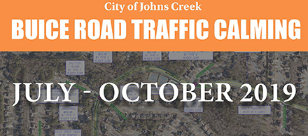 Johns Creek Project Header