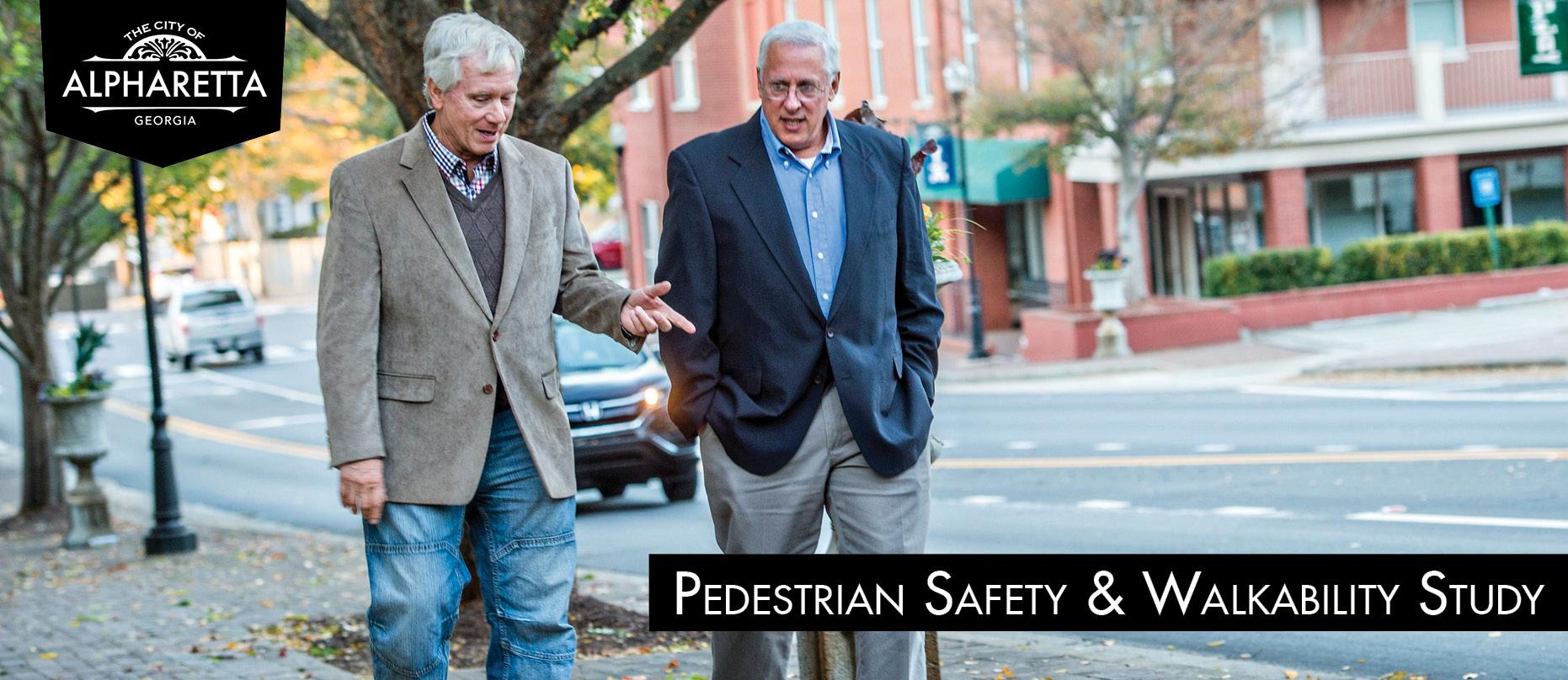 Pedestrian Study News Item Image