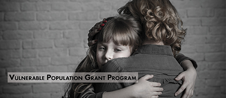 Vulnerable Populations Grant - News Item Image