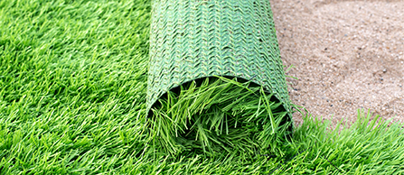 Artificial Turf Conversion Graphic Option 1