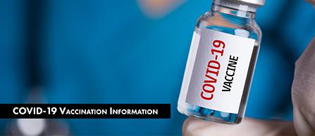 COVID Vaccine Info News Item Graphic
