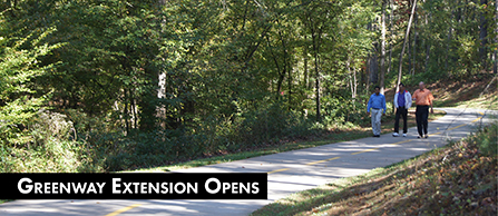 Greenway Opening News Graphic