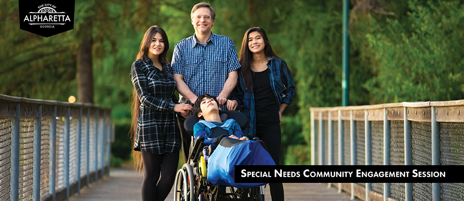 Special Needs Engagement Meeting News Graphic