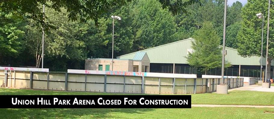 Union Hill Park Construction